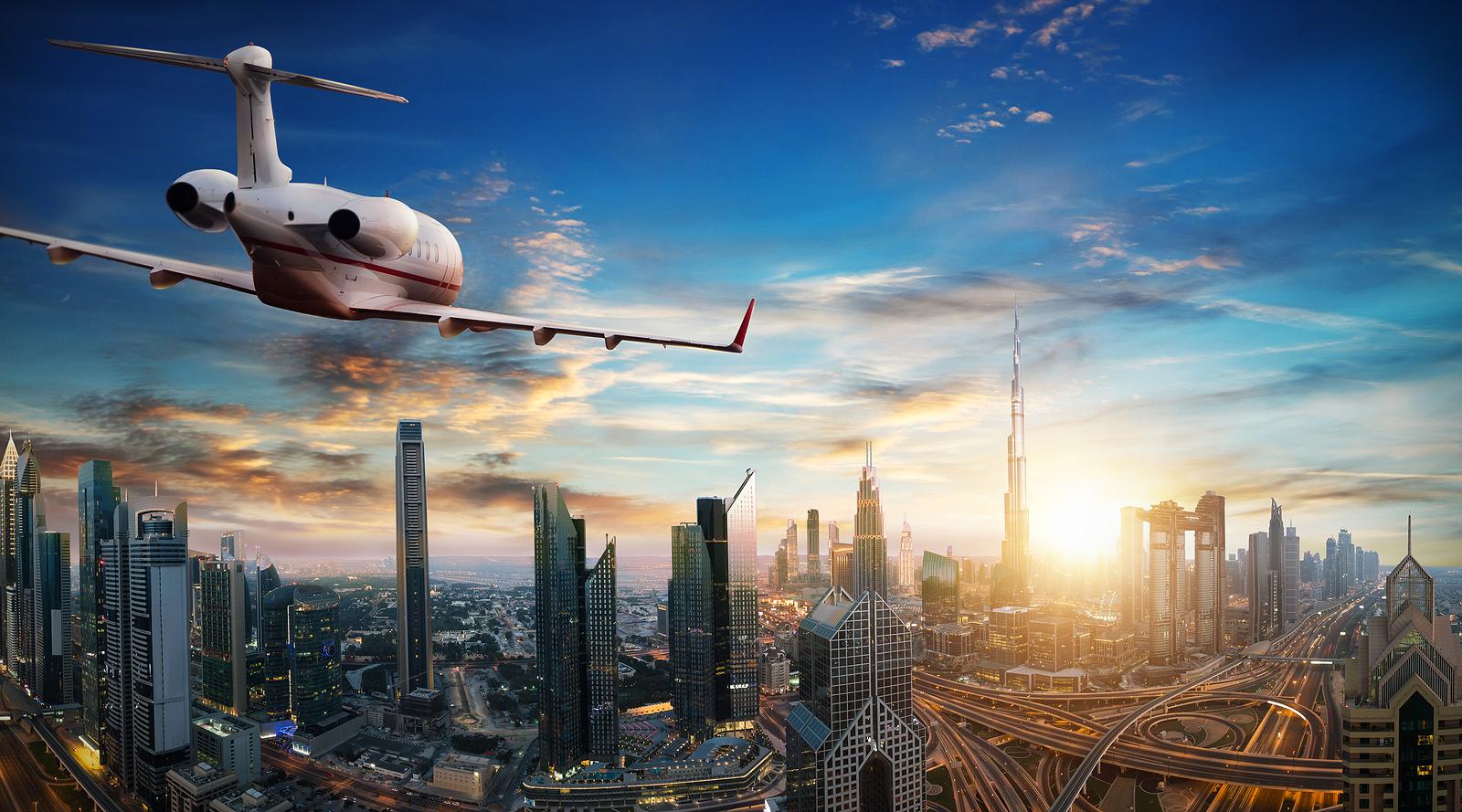 top private flight airport
