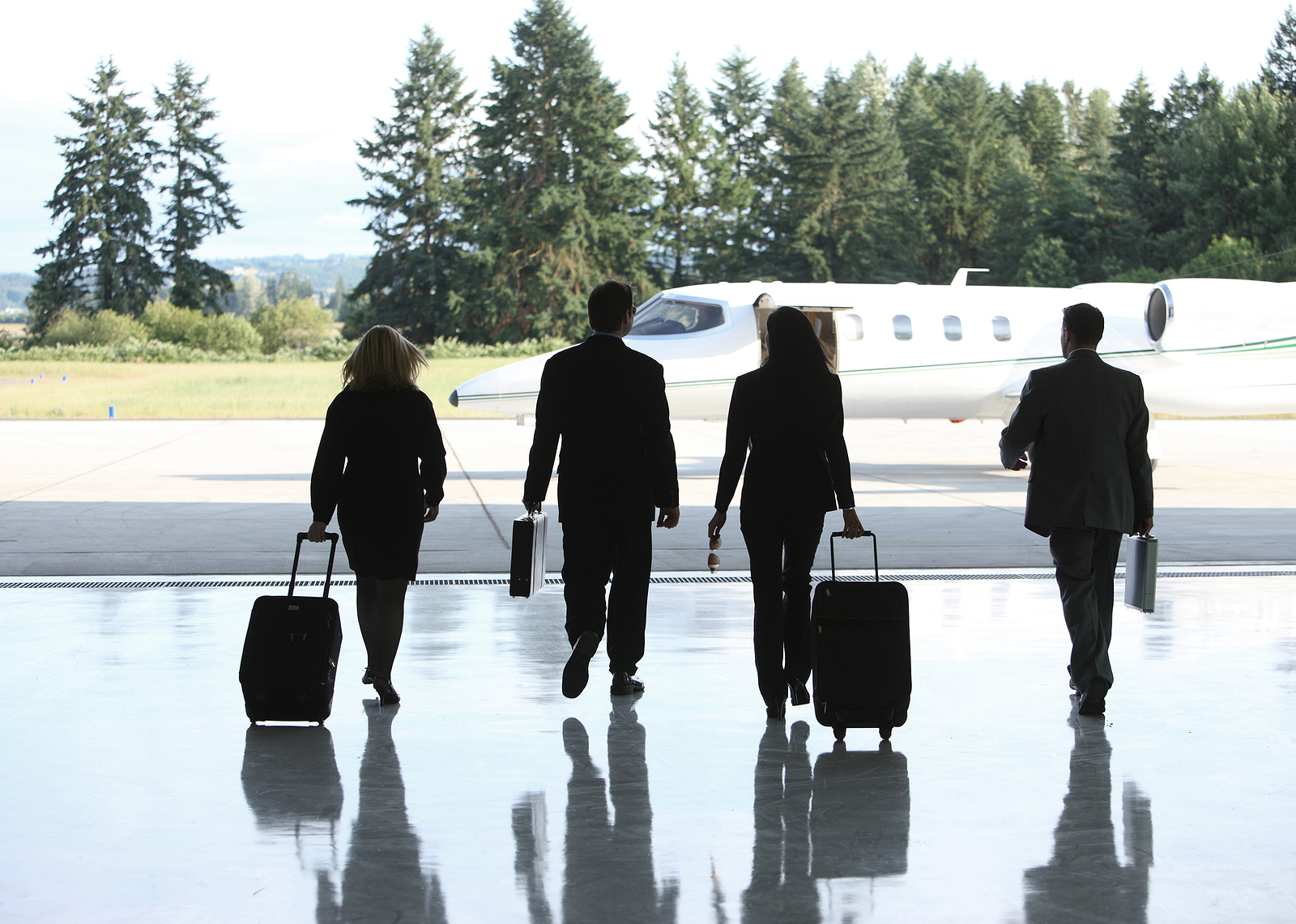 best time to book private jet flight