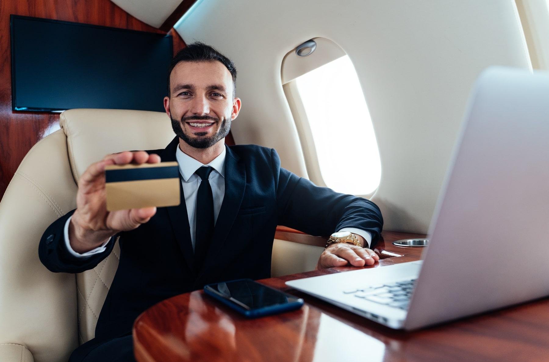 Private Jet Membership Card